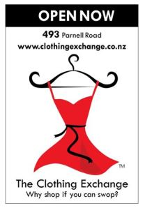 Clothing and Fashion Exchange for clothes swapping and exchanging in New Zealand Auckland